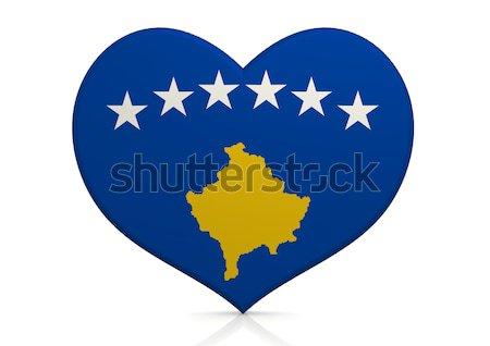 Kosovo Stock photo © tang90246