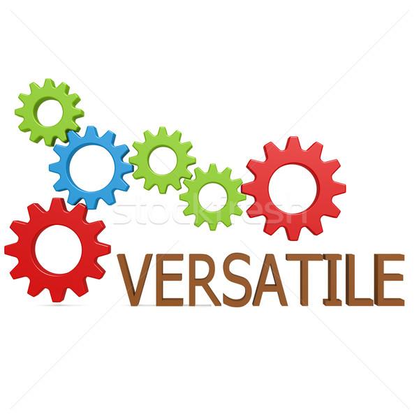 Versatile gear Stock photo © tang90246