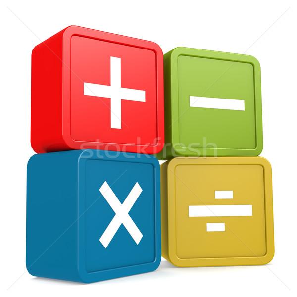 数学 にログイン 画像 レンダリング 中古 ストックフォト © tang90246