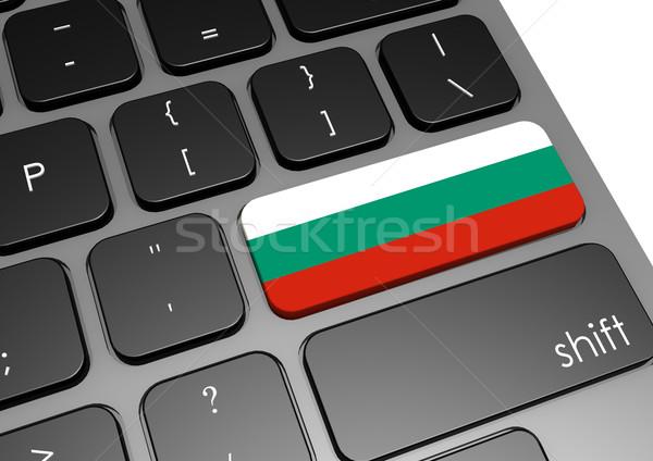 ブルガリア キーボード 画像 レンダリング 中古 ストックフォト © tang90246