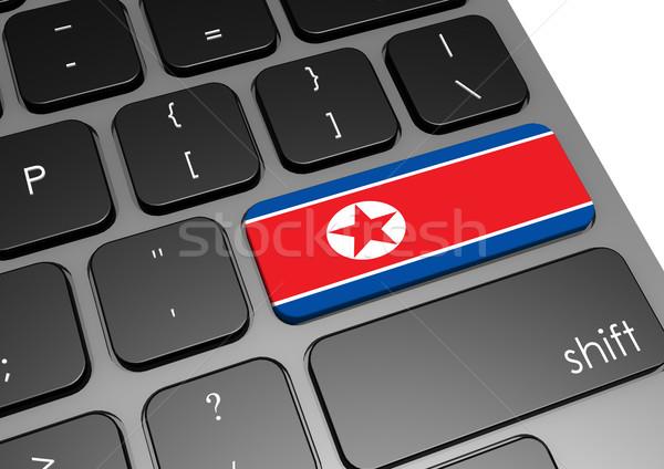 North Korea Stock photo © tang90246