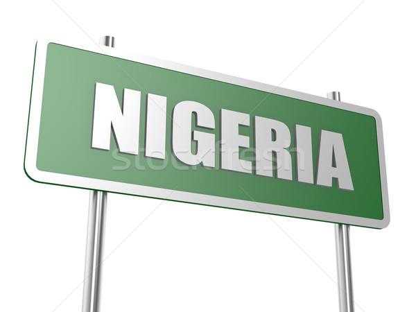 Nigeria Stock photo © tang90246
