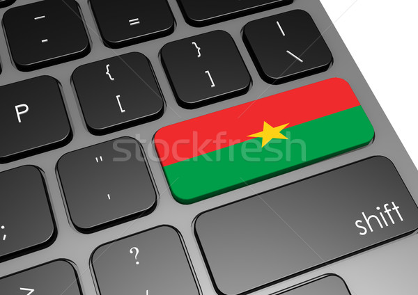 Burkina Faso Stock photo © tang90246