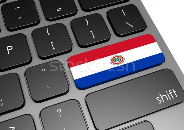 Paraguay Stock photo © tang90246