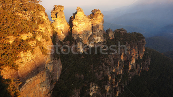 The Blue Mountains National Park in New South Wales, Australia Stock photo © tang90246