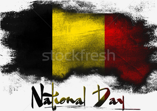 Belgian National Day Stock photo © tang90246