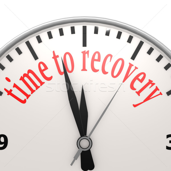 Time to recovery Stock photo © tang90246