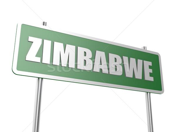 ジンバブエ 画像 レンダリング 中古 グラフィックデザイン ストックフォト © tang90246
