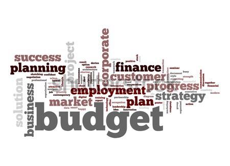 予算 言葉の雲 ビジネス 在庫 タグ 成長 ストックフォト © tang90246