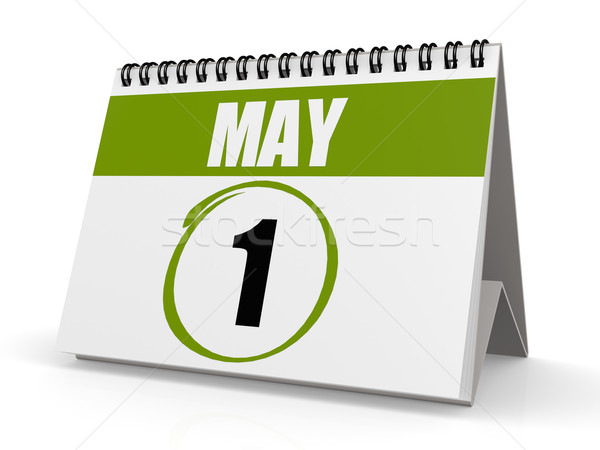 May 1  Labour day Stock photo © tang90246