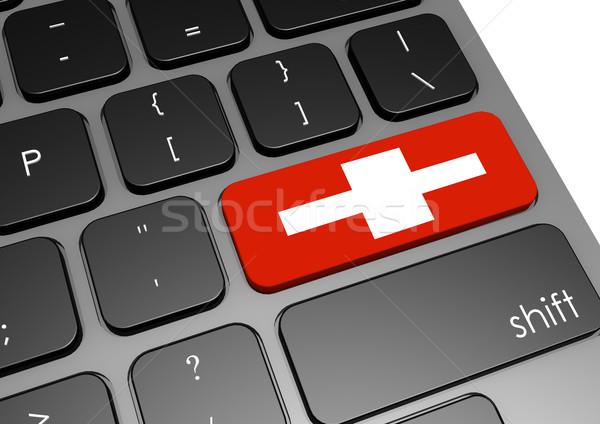 スイス キーボード 画像 レンダリング 中古 ストックフォト © tang90246