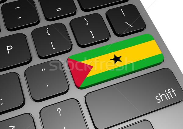 Sao Tome and Principe Stock photo © tang90246