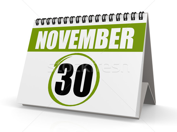 30 November St  Andrew s Day Stock photo © tang90246