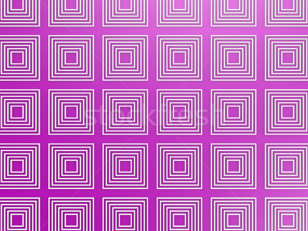 Purple square pattern Stock photo © tang90246