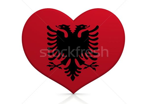 Albania Stock photo © tang90246