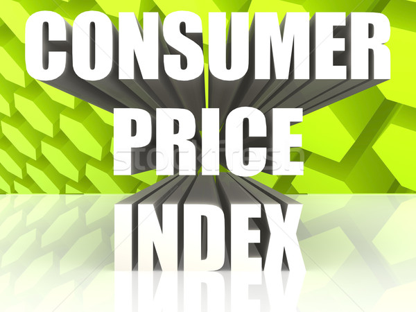 Consumer Price Index Stock photo © tang90246