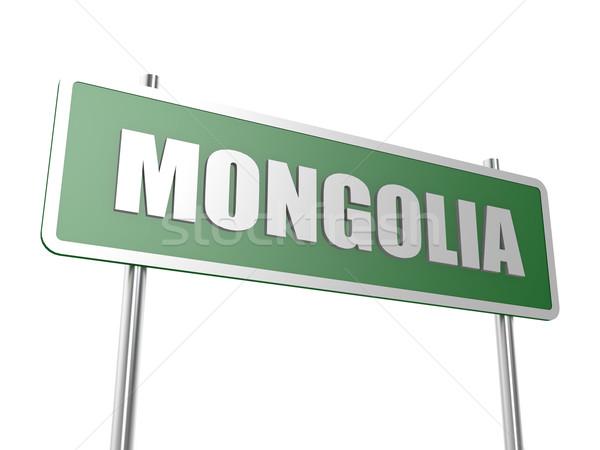 Mongolia Stock photo © tang90246