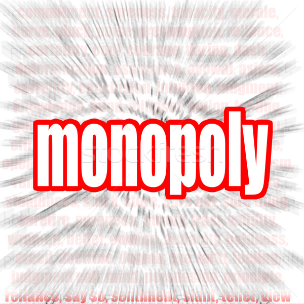 Monopoly Stock photo © tang90246