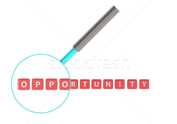 Opportunity Stock photo © tang90246