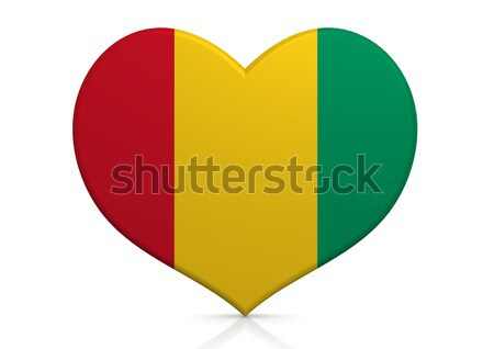 ギニア 中心 背景 旅行 国 コンセプト ストックフォト © tang90246