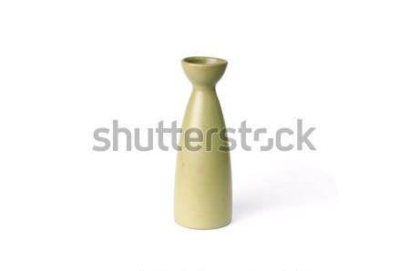 Simple vase vert design Photo stock © tangducminh