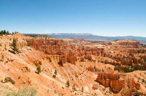 Gyönyörű kanyon park Utah természet hegy Stock fotó © tangducminh