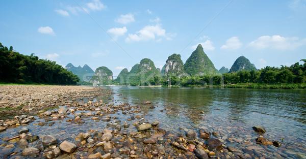 Guilin Yangshuo China Stock photo © tangducminh