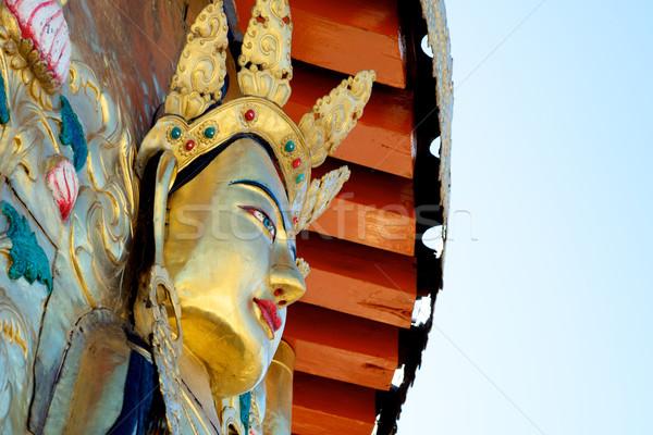 Tibetan Goddess Stock photo © tangducminh