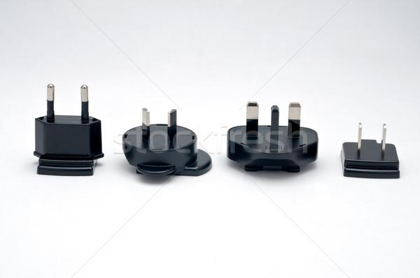 Power adapters Stock photo © tangducminh