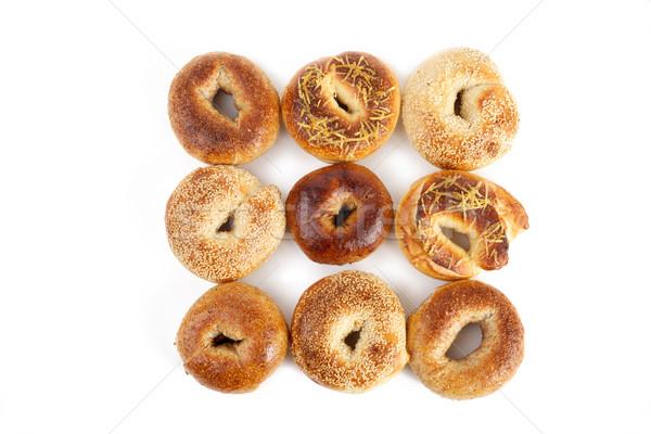 9 チョコレート 小麦 新鮮な ベーカリー ストックフォト © tangducminh