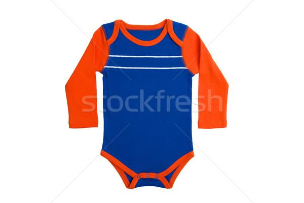 Baby ubrania Holland krótki rękaw holenderski Zdjęcia stock © tangducminh