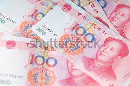 Chinese money currency Stock photo © tangducminh