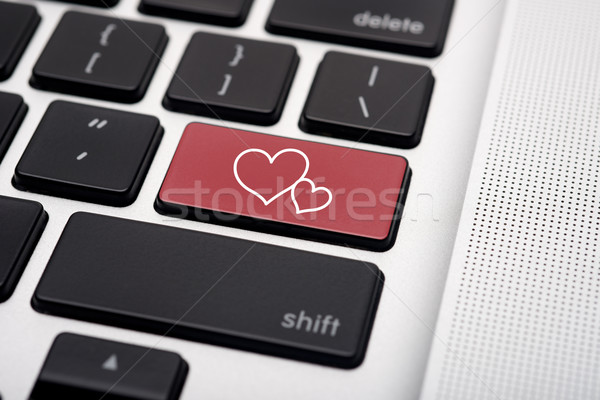 Online Dating Stock photo © tangducminh