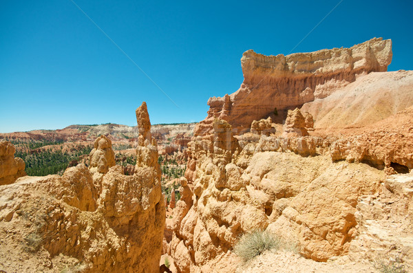 Kanyon park Utah természet hegy utazás Stock fotó © tangducminh