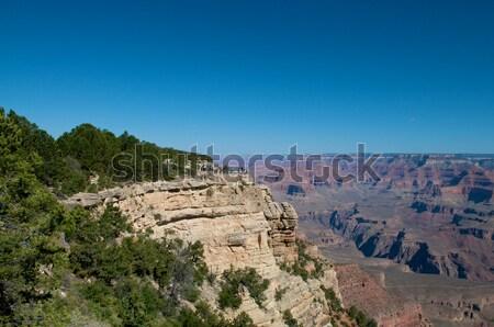 Grand Canyon Arizona természet sivatag hegy utazás Stock fotó © tangducminh