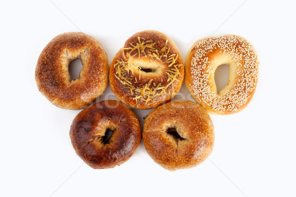 Olympic Bagel Stock photo © tangducminh