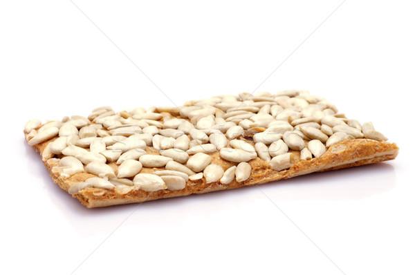 sunflower seeds cracker Stock photo © tangducminh