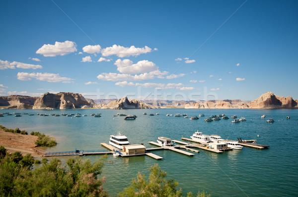 Lake Powell Stock photo © tangducminh