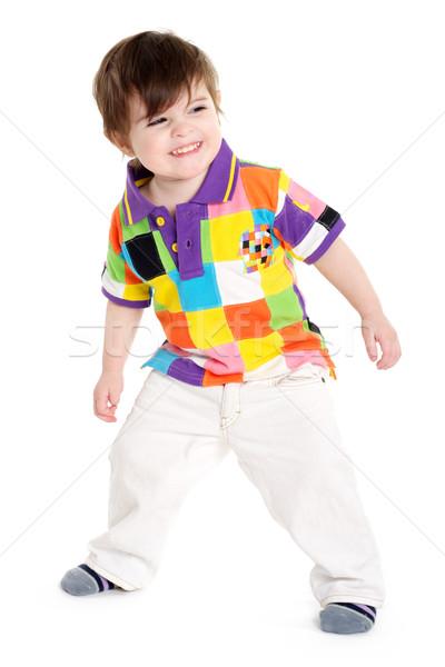 ребенка ребенка играет Cute Kid Сток-фото © tangducminh