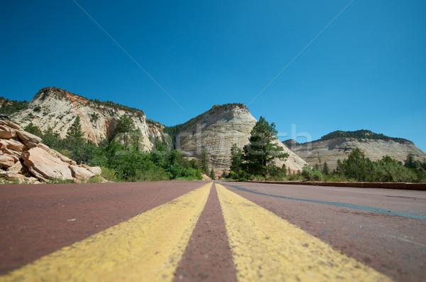 Travel Road Stock photo © tangducminh