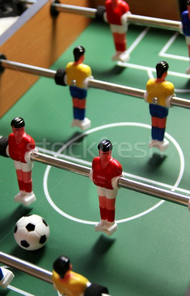 Table toy football Stock photo © tannjuska