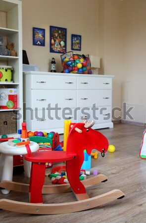 Child room interior  Stock photo © tannjuska