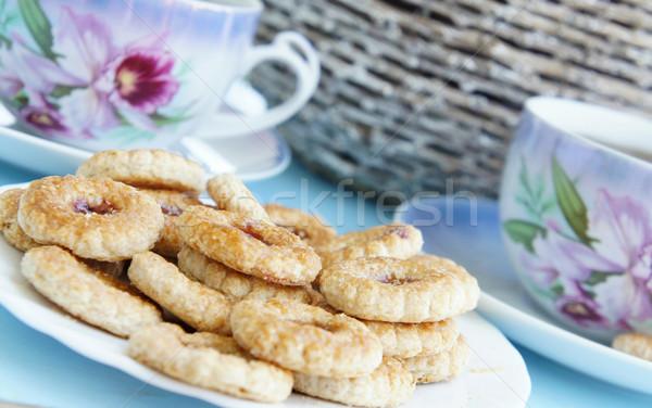 Tea time Stock photo © tannjuska