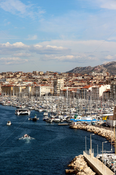 Marseille, France, Provence  Stock photo © tannjuska