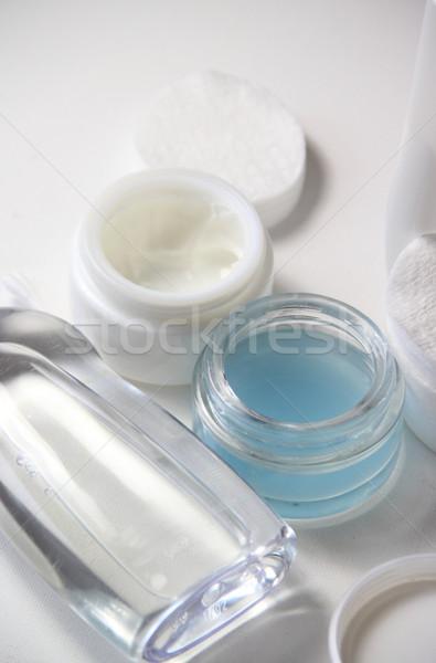 Skincare set Stock photo © tannjuska