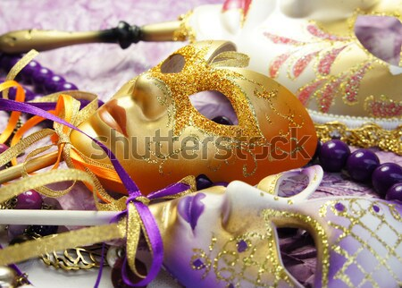 Venetian masks  Stock photo © tannjuska