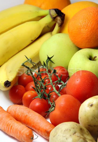 フルーツ 野菜 ビッグ リンゴ 庭園 ストックフォト © tannjuska
