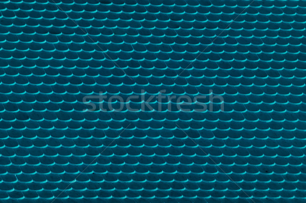 blue clay roof tile background   Stock photo © tarczas