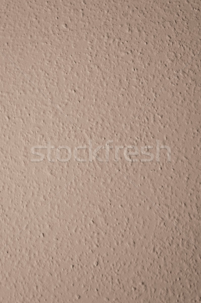 brown structural painted wallpaper on the wall Stock photo © tarczas