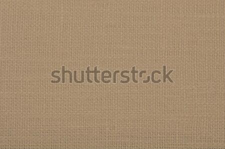 Bézs grunge textil vászon öreg textúra Stock fotó © tarczas
